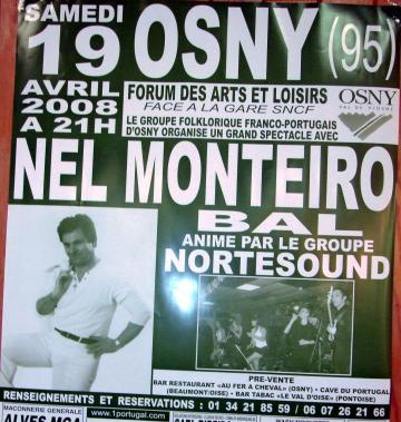 Nelo Monteiro - OSNY - 19 Avril