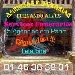 Agence Funeraire - Portugaise - Fernando Alves