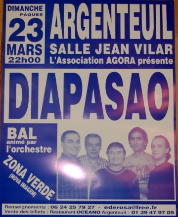 DIAPASAO - Argenteuil